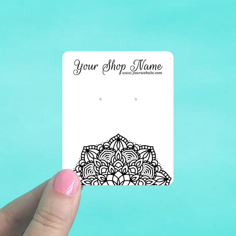 Mandala Display Cards