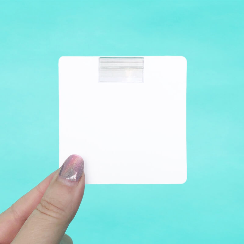 Small Lip Hanging Card Adapters